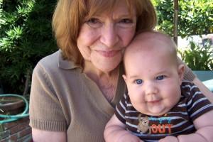 Teo and Grandma