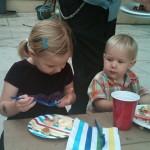 Phoebe and Teo